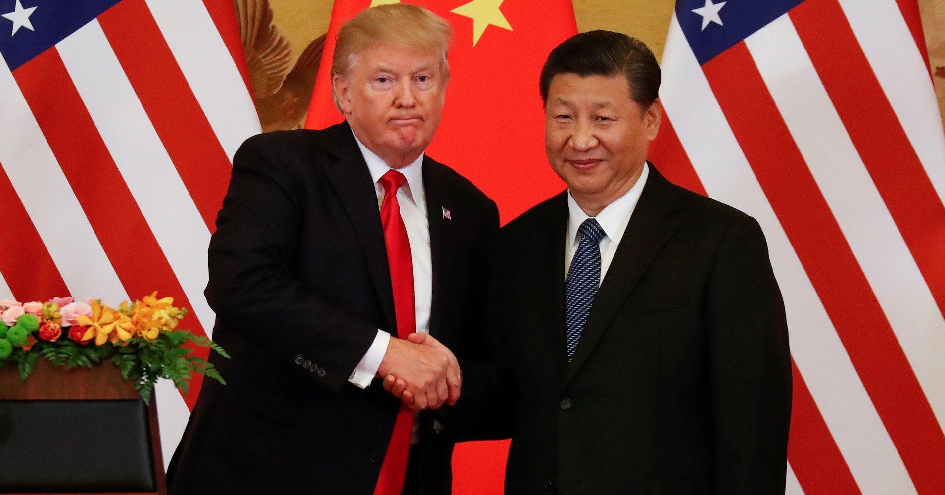 Trump Praises Chinese President For Extending Tenure For Life President Trump Donald Trump China North Korea