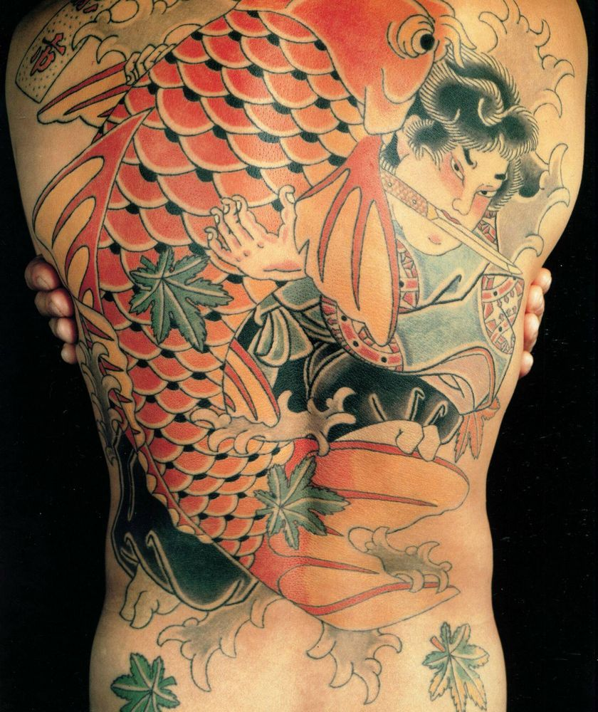 Japanese Full Body Tattoos High Quality Background And Hd