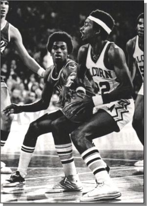 "Lopes Hall of Fame: David Everett, aka ""The Raven"", First Team All-American in 1976 #grandcanyonuniversity #gcu #lopes"