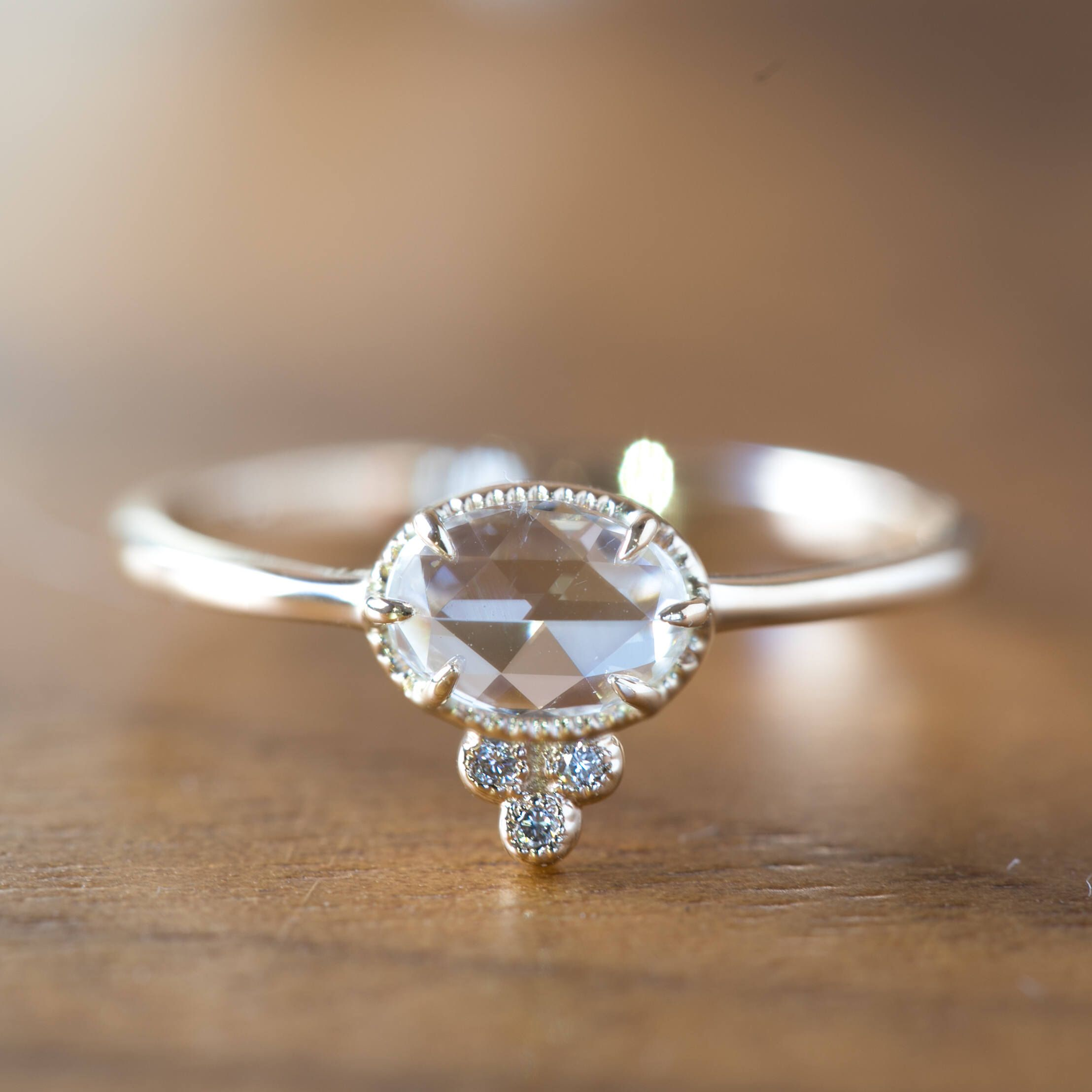 facebook blush rings in margeaux b o engagement morganite of klein ring praise huffpost