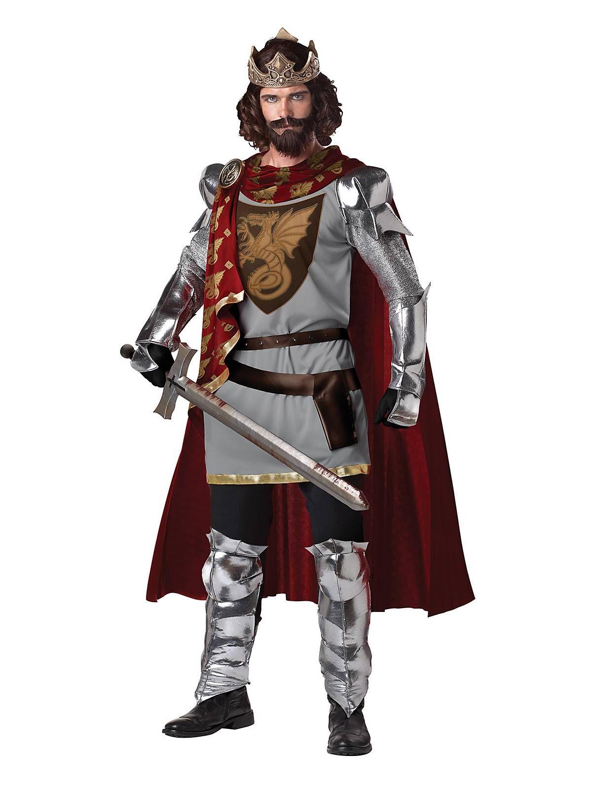 mens king arthur costume cheap renaissance costumes for
