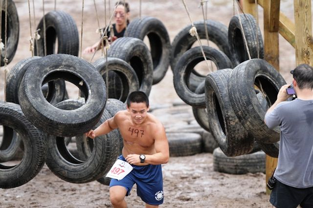 Rugged Maniac 5k Race. This Time Itu0027s In Southwick, MA But Click Through To