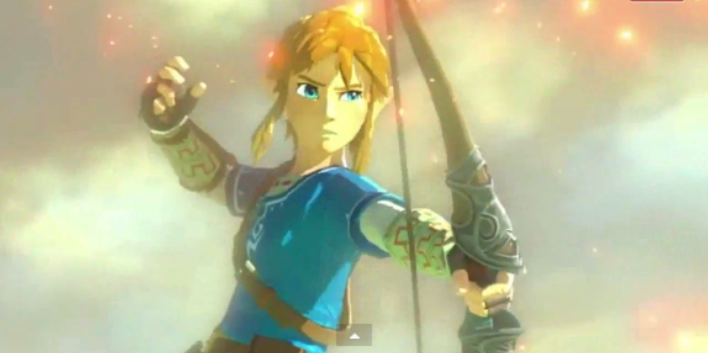 Yeah, You Won't Be Able To Play The Legend of Zelda for Wii U in 2015 Either
