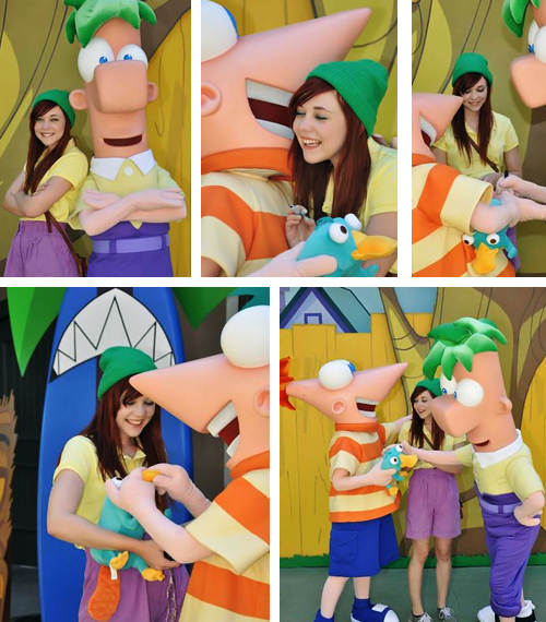 Ferb disneybounding with Phiness  via Disney Bound. fashion Disney Outfit.