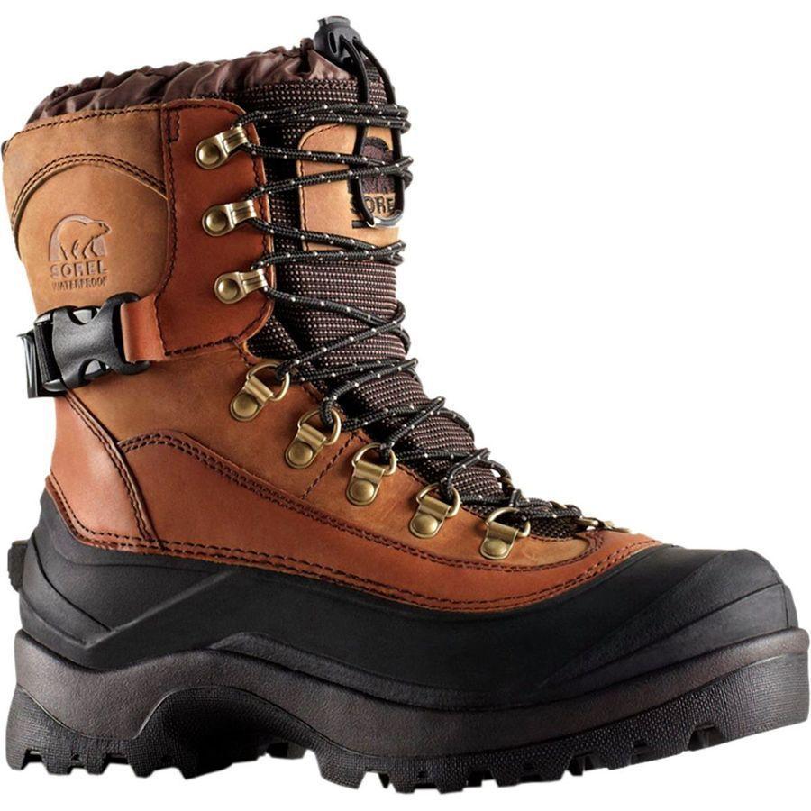 3aaf173214c Sorel - Conquest Boot - Men s  hikingboots