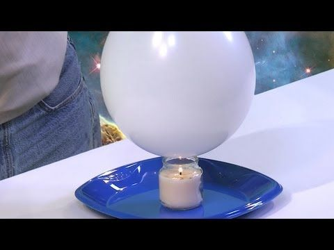 candle power science experiment conclusion