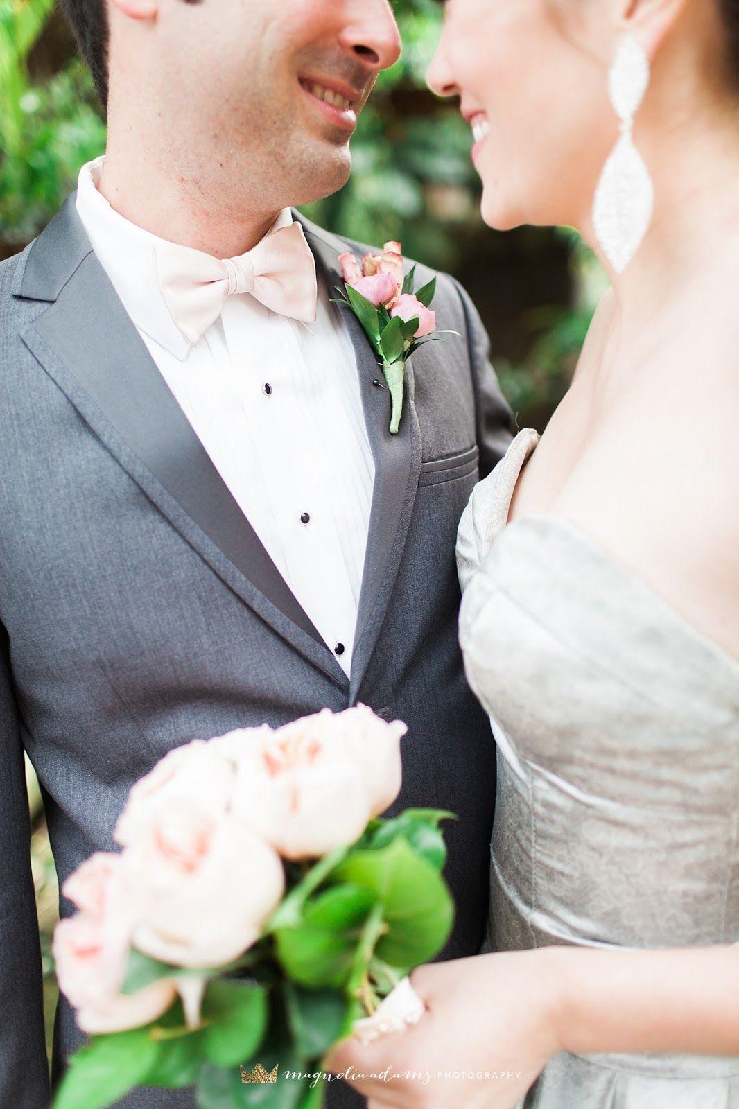 Romantic Myriad Gardens Wedding