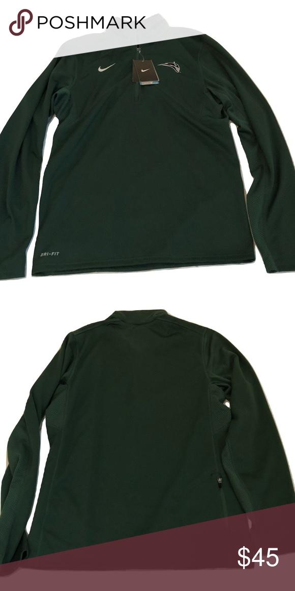 hot sale online fcedf b703a Portland State Vikings Nike HZ Training Jacket Portland ...