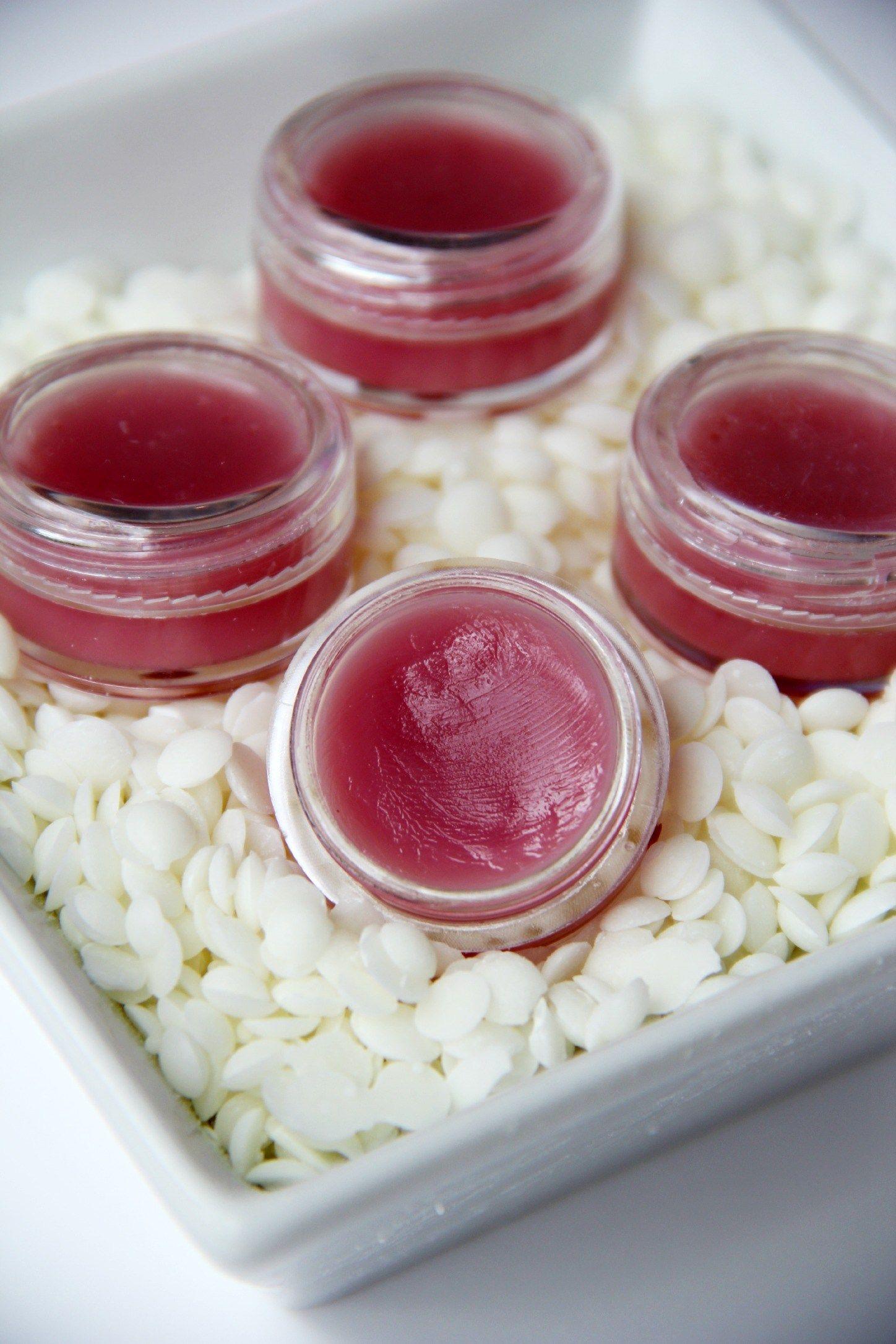 Diy soy lip balm homemade lip balm recipe homemade lip