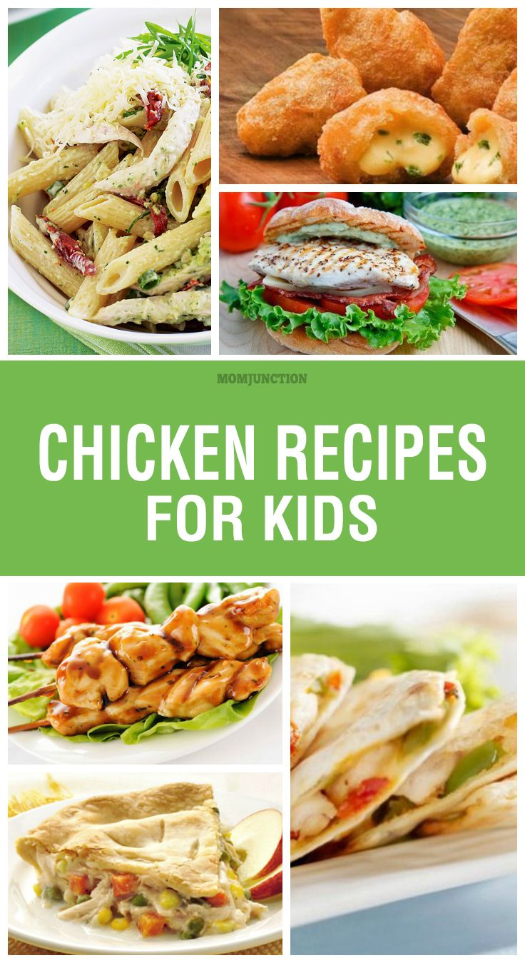 Chicken Recipes For Kids: Preparing kid friendly meals, chicken is the staple ingredient. Whether it is the chicken burger or chicken nuggets, children just love a good poultry dish. Read on to find some of the most delicious chicken recipes that you can prepare for your kid.