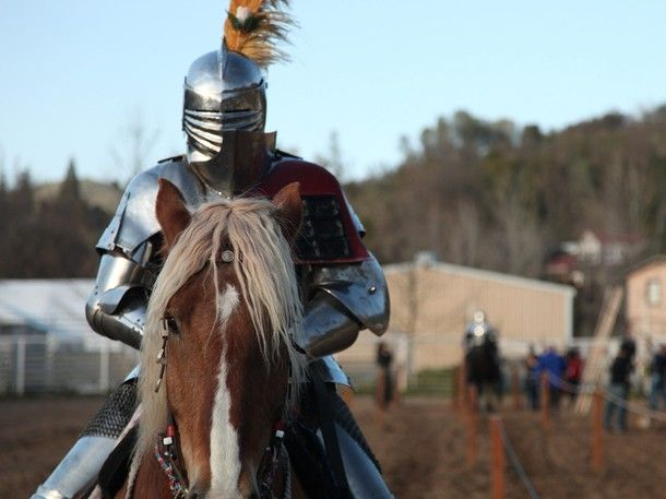 Era of the first Knights
