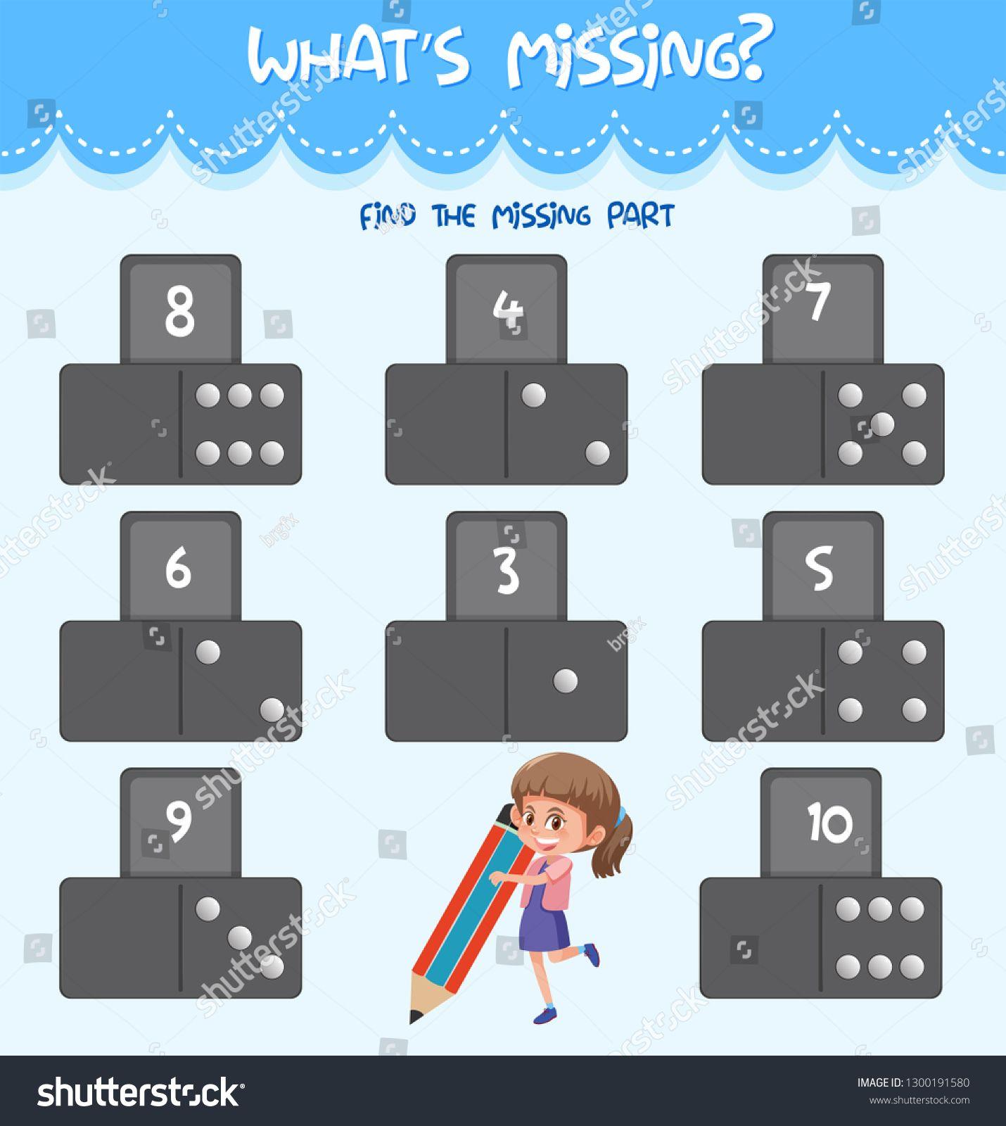 Math Missing Number Worksheet Illustration Ad Sponsored Missing Math Number Illustration Number Worksheets Math Numbers Missing Number Worksheets