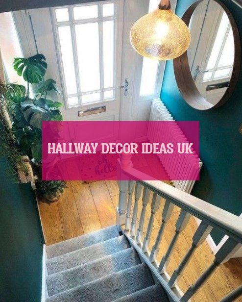 hallway decor ideas uk