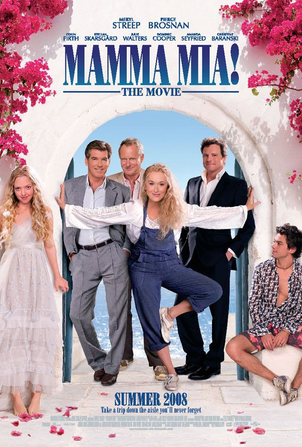 Mamma Mia Musical Movies Mamma Mia Good Movies