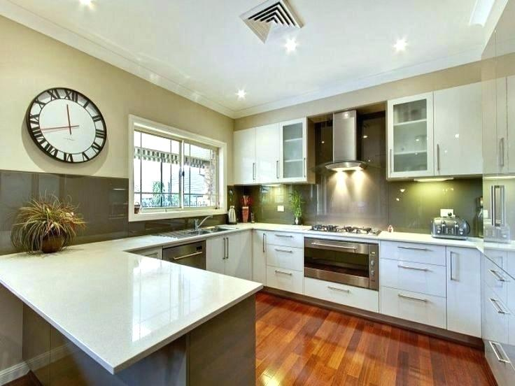 narrow u shaped kitchen full size of images of l shaped