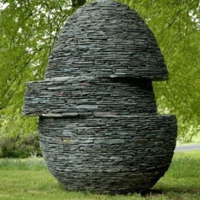 Broken Egg Rocks