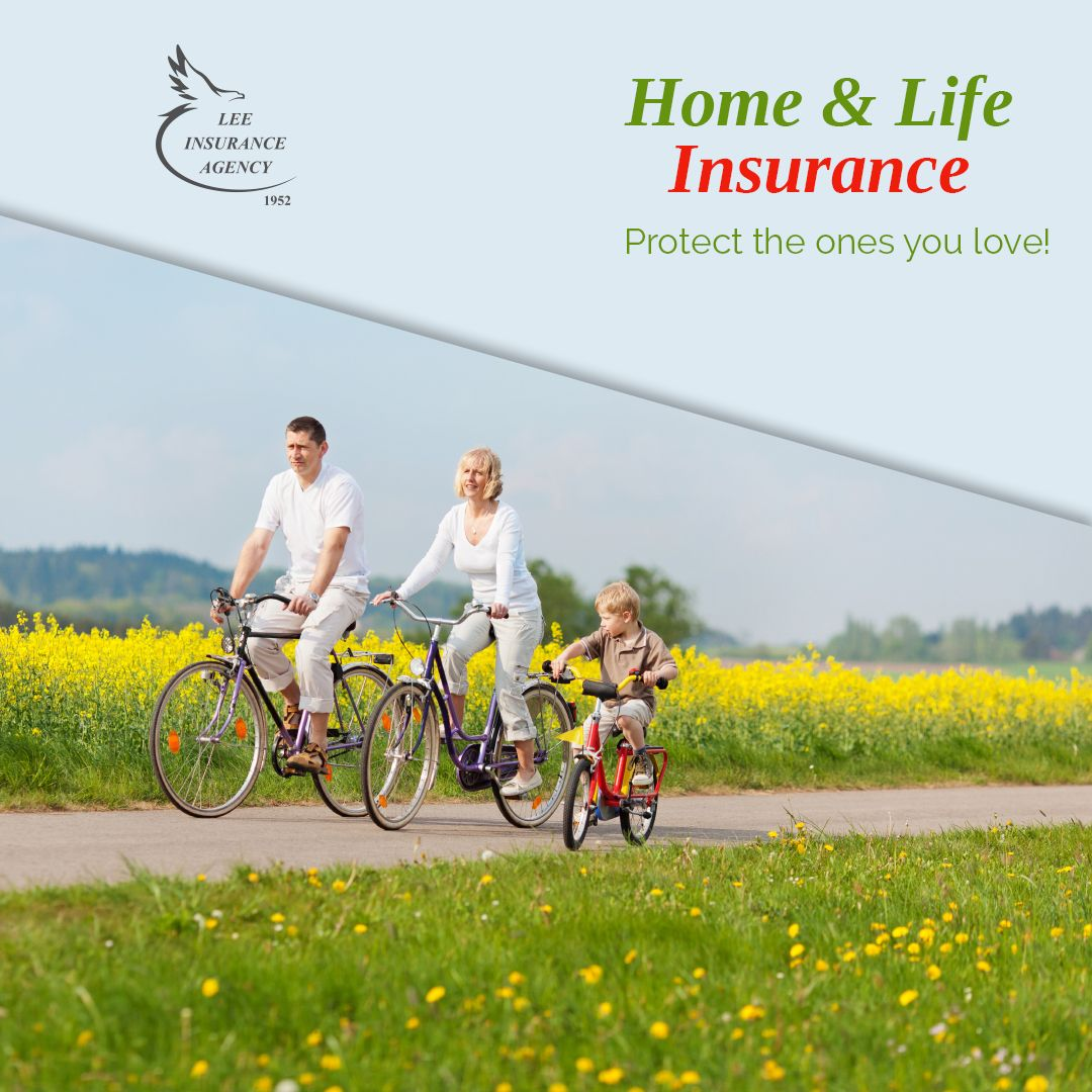 Contact us for affordable home life insurance http