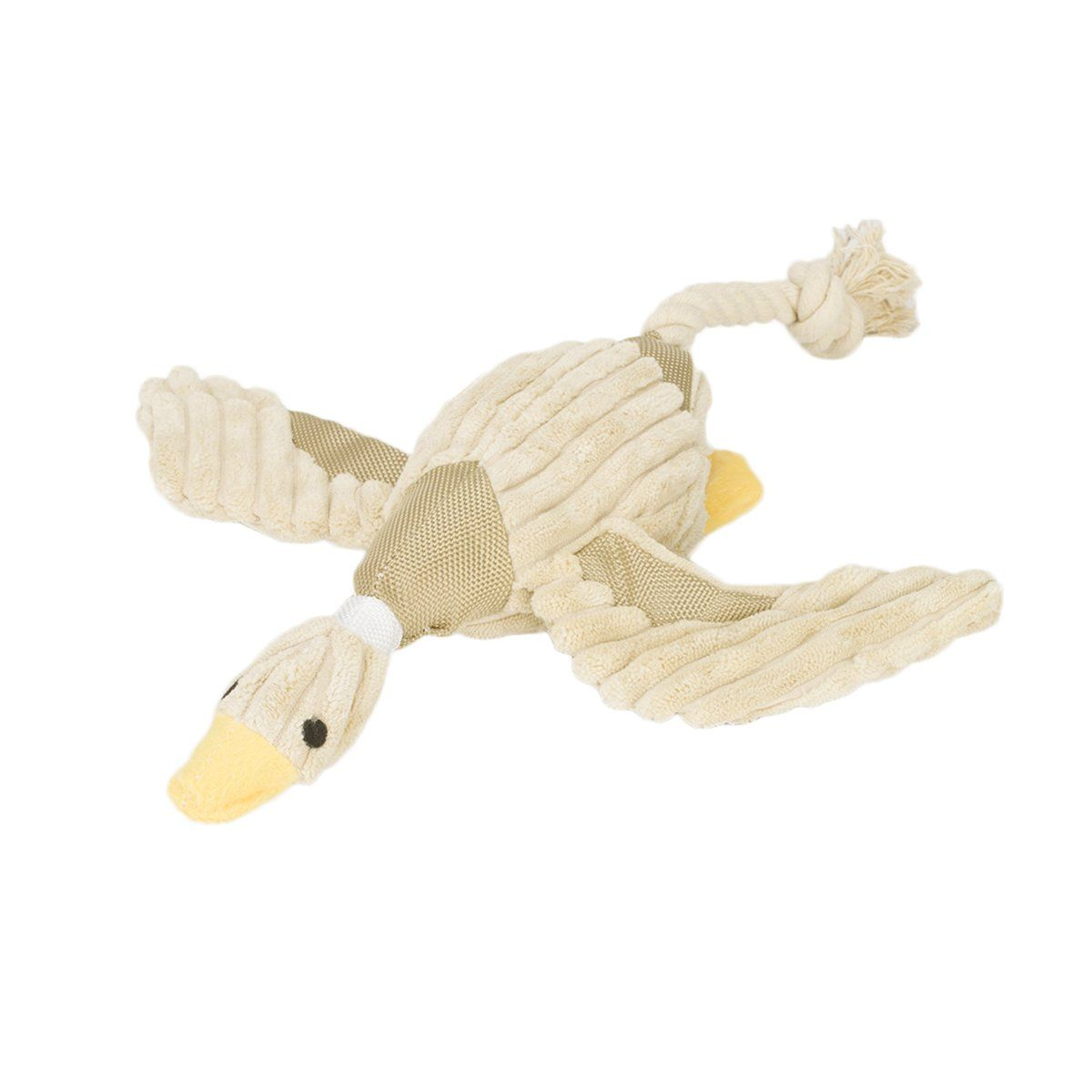 Dog Toys Stuffed Squeaking Duck Dog Toy Plush Puppy Honking Duck