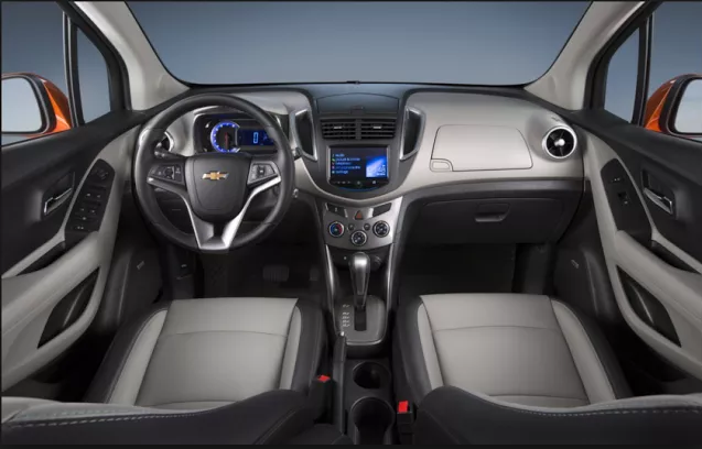 2018 Chevy Trax Interior Design Vehiclesautos Pinterest