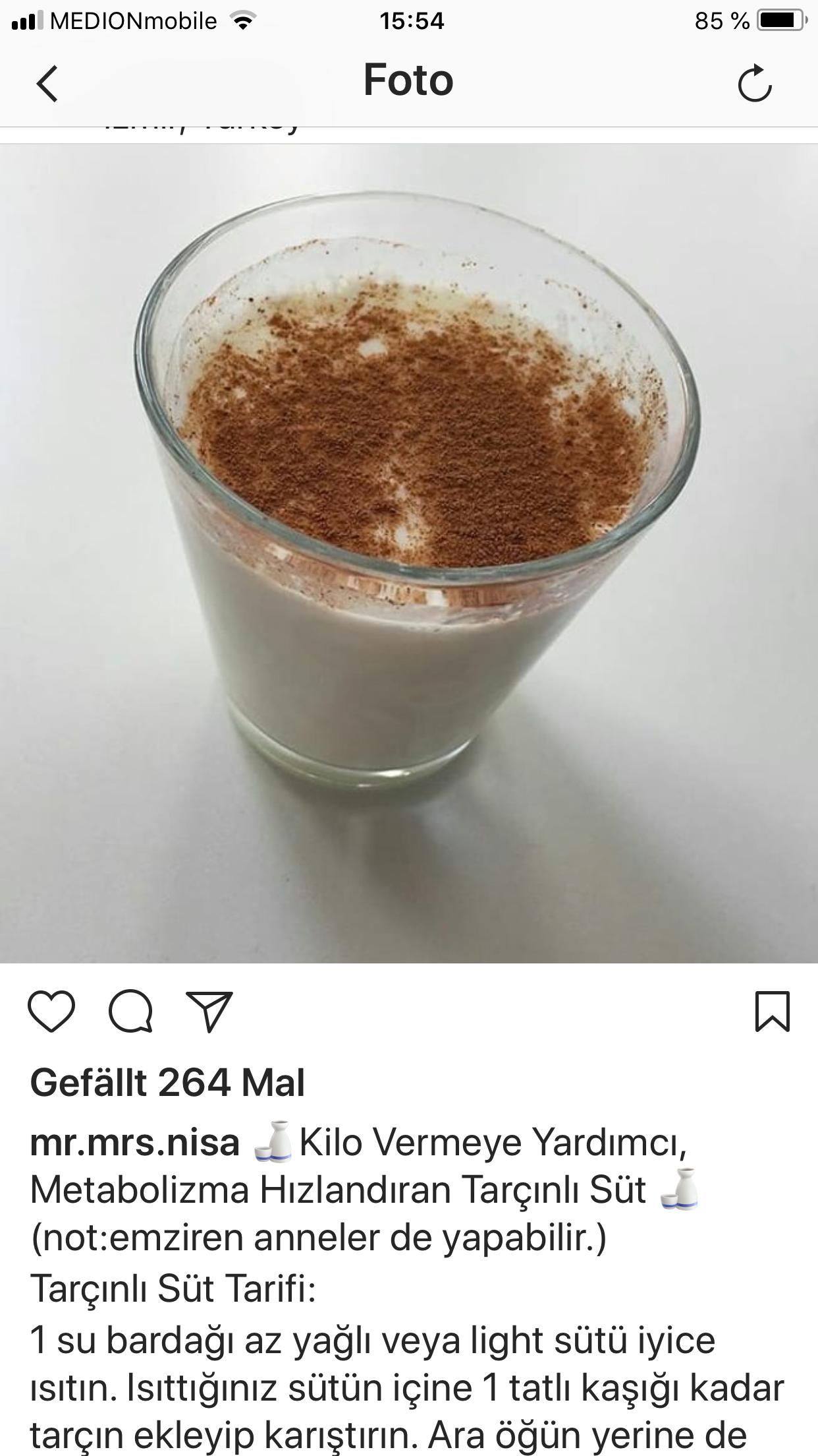 Nohut kahvesi ile 7 Günde 4 kilo verin