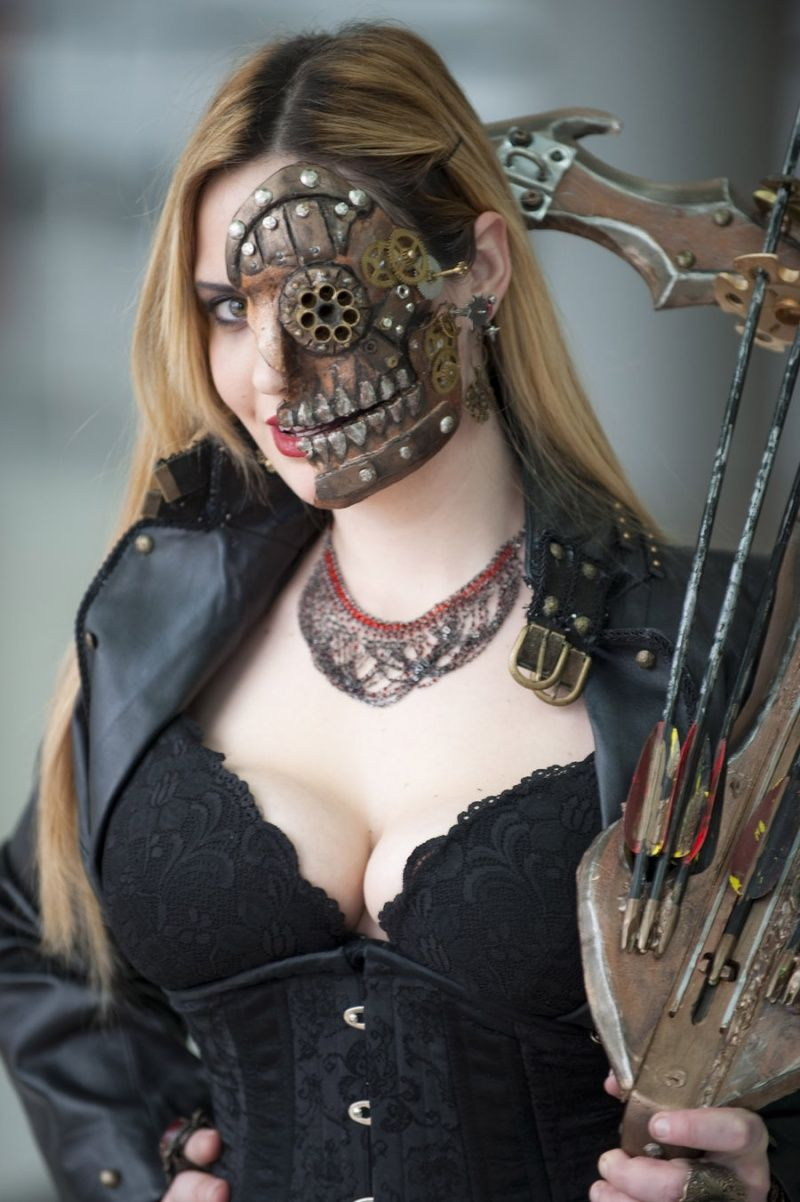 Steampunk Mask | Steampunk mask, Steampunk and Masking
