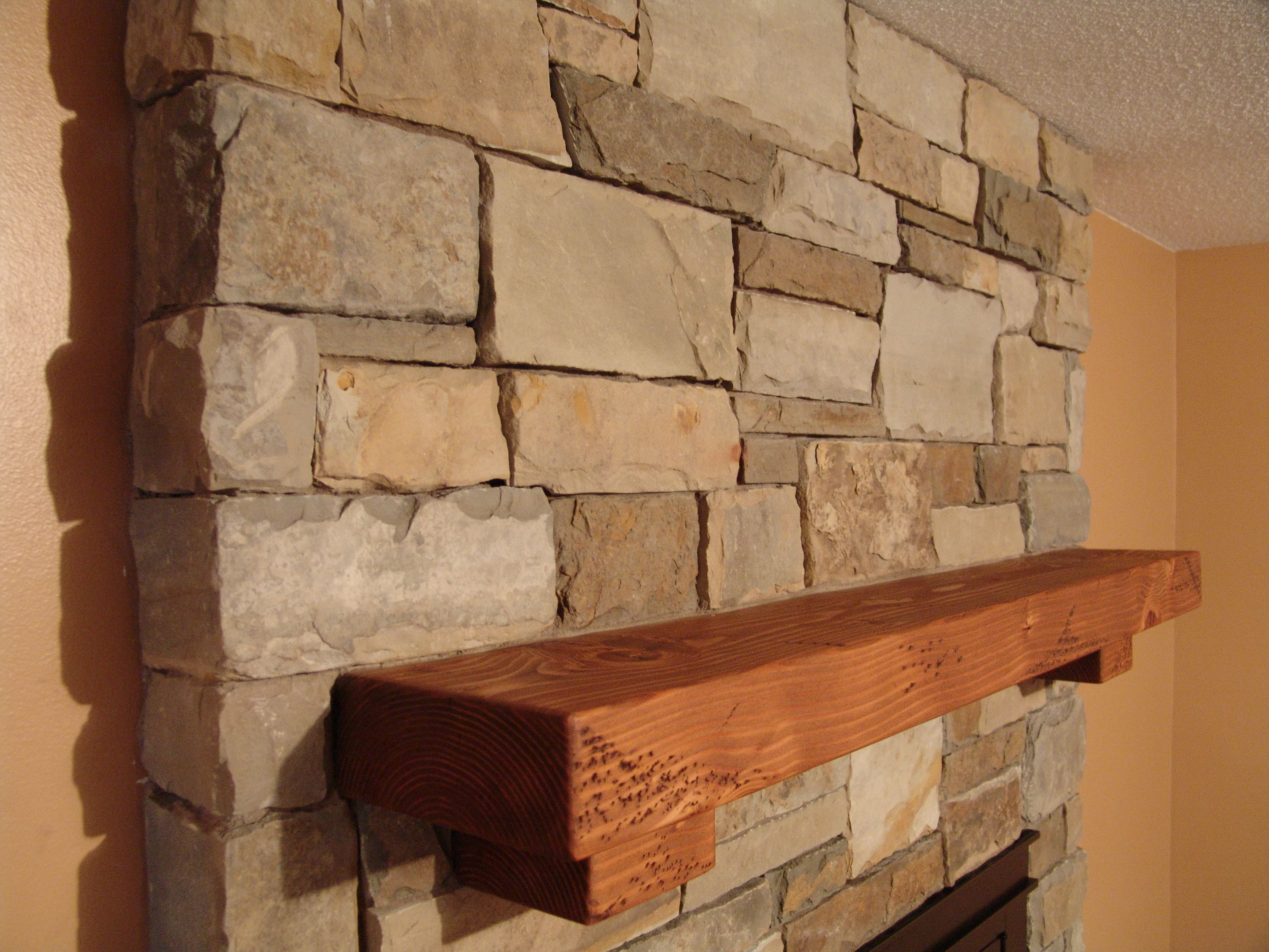 Stone For Fireplaces cultured stone, remodel, basement, fireplace, tight stacked
