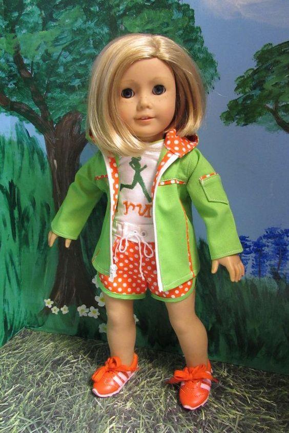 American Girl Doll Clothes Summer Fun by JenAshleyDollDesigns, $34.00 - Picmia