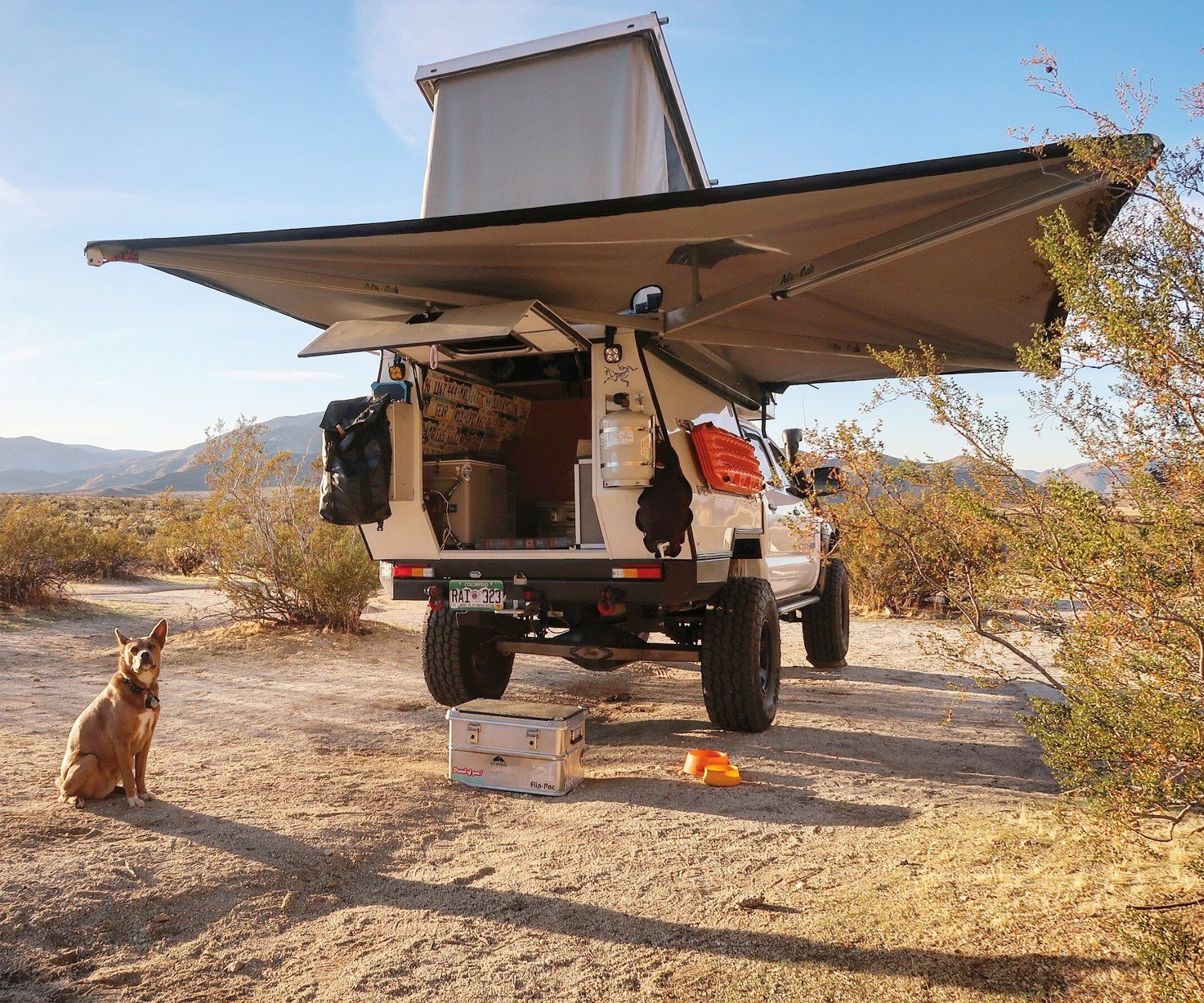 For Sale Overland truck, Overland trailer, Truck tent