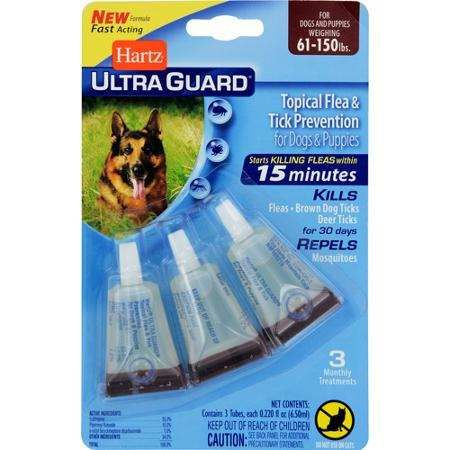 2 00 Off Hartz Ultraguard Pro Flea And Tick Drops Printable Coupon Plus Walmart Matchup Flea And Tick Tick Prevention Fleas