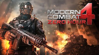 Modern Combat 4 APK Mod v1 1 5 Data (Unlimited money) | Free