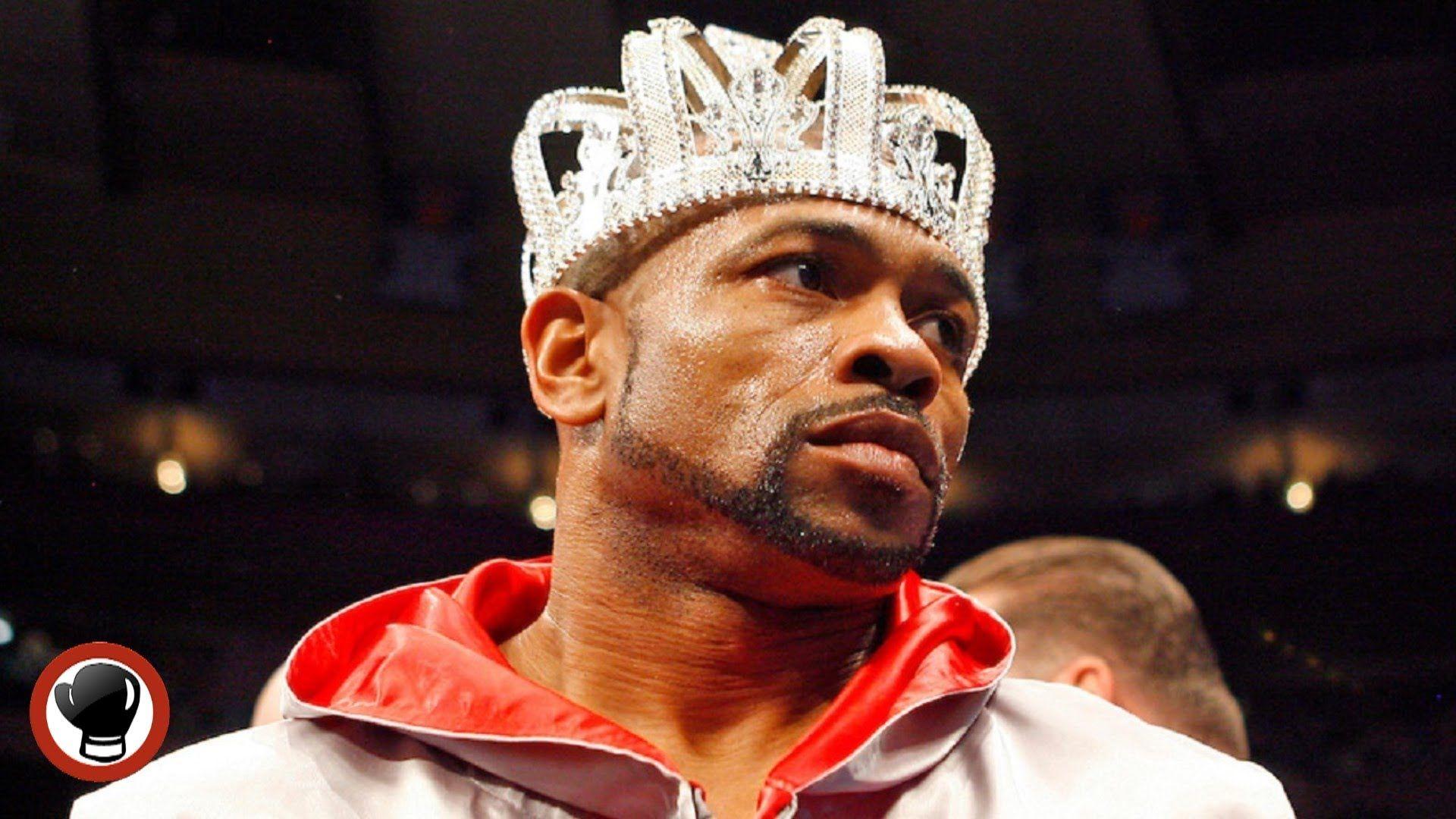 Can Roy Jones Jr Beat Boxing ? Roy jones jr, Jones