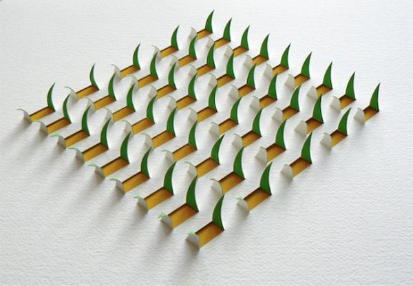 Hand Cut Paper Art by Lisa Rodden #jb