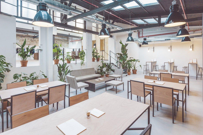 Pin by Harry Ke on Furniture ideas Restaurant interior