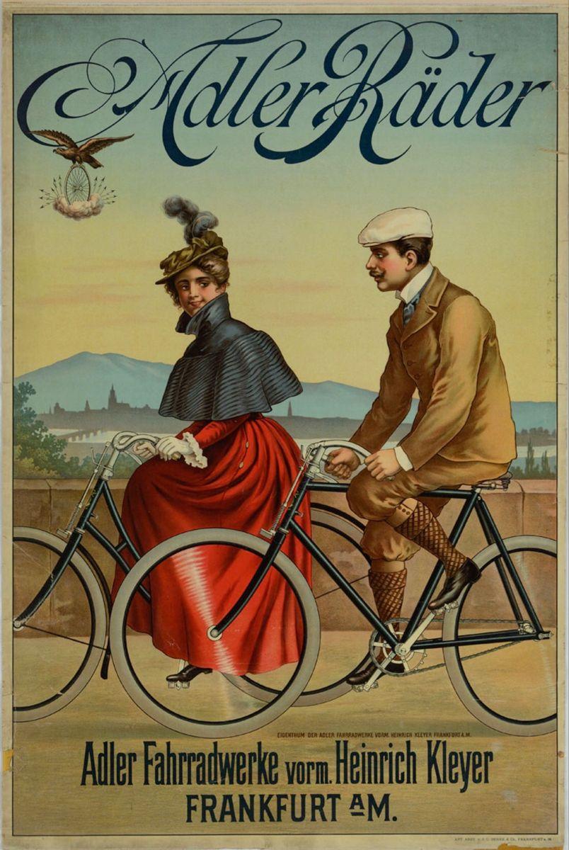 Pin Von Cykloturysta Mtst Auf Bicycle Old Posters Stare Plakaty