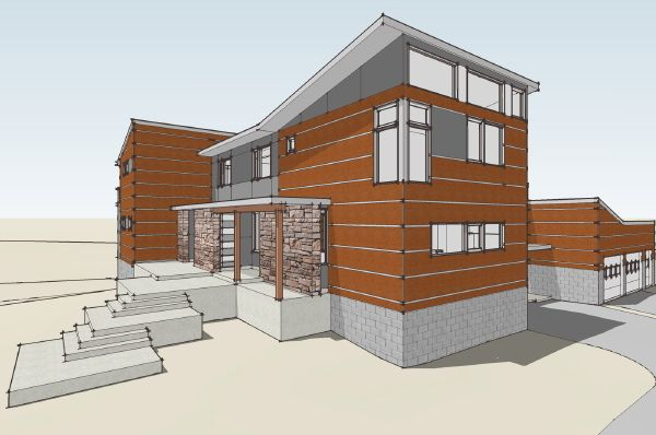 Amazing Explore Google Sketchup, Modern Houses, And More! Part 26