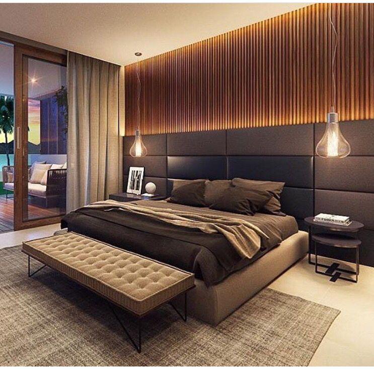 Pin de Agustin en Vuelo Pinterest Dormitorio, Recamara y Camas - cabeceras de cama modernas
