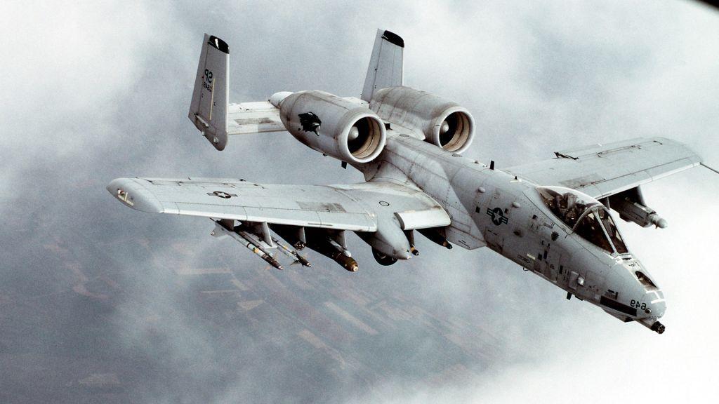 A 10 Thunderbolt Wallpaper Hd Fighter Jets Thunderbolt Aircraft