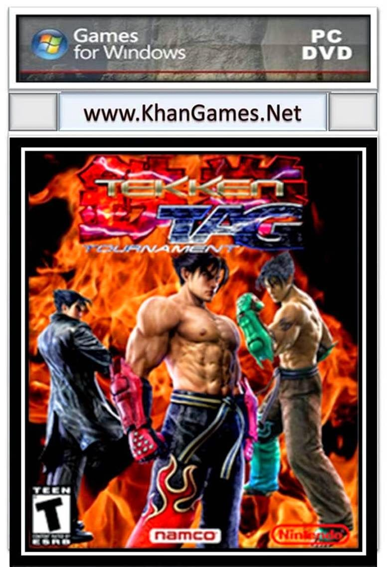 tekken tag tournament for android