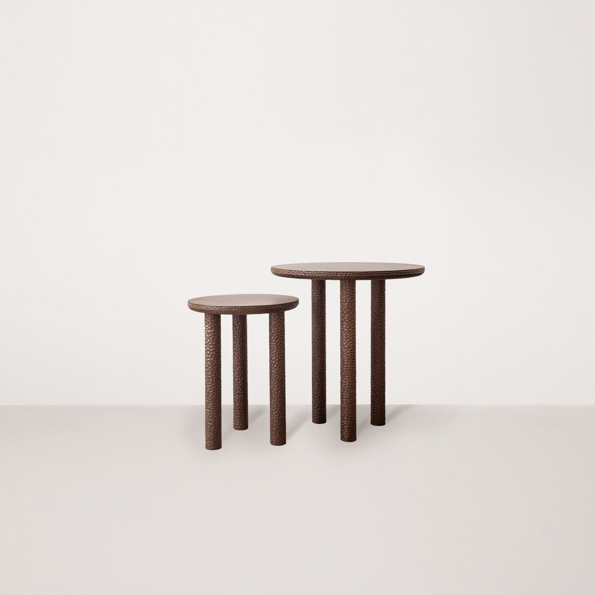 Rosae side table by Goula/Figuera