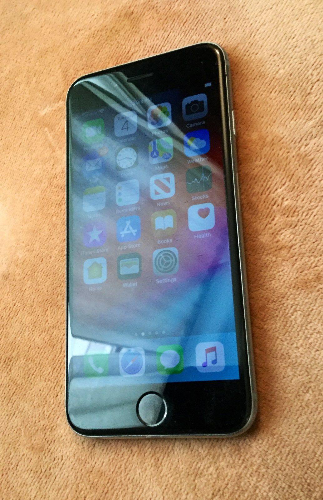 Unlocked silver iphone poss blacklist from sprint no