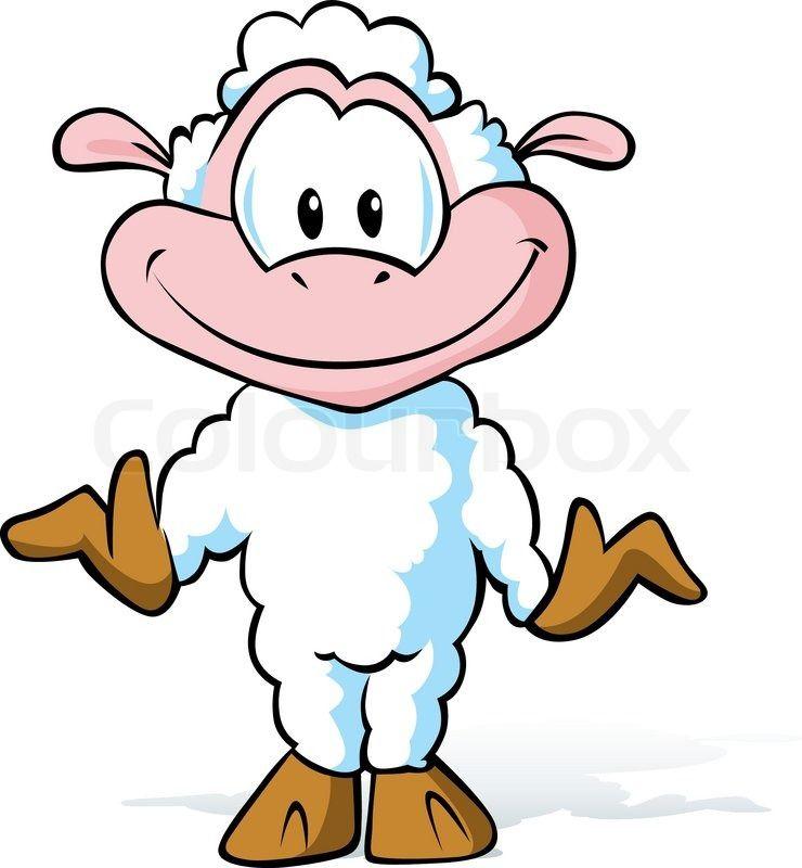 فكتور خروف العيد للتصميم 2020 صور خرفان للفوتوشوب Doodle Sketch Sheep Vector Sheep