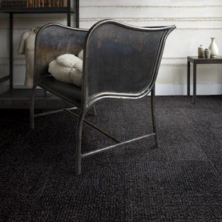 Dark Grey Berber Carpet? Looks Classy! Maybe For The Office Or Theater, Or  Even Guest Room. Super Great With White Trim And Silver / Light Furnishings.
