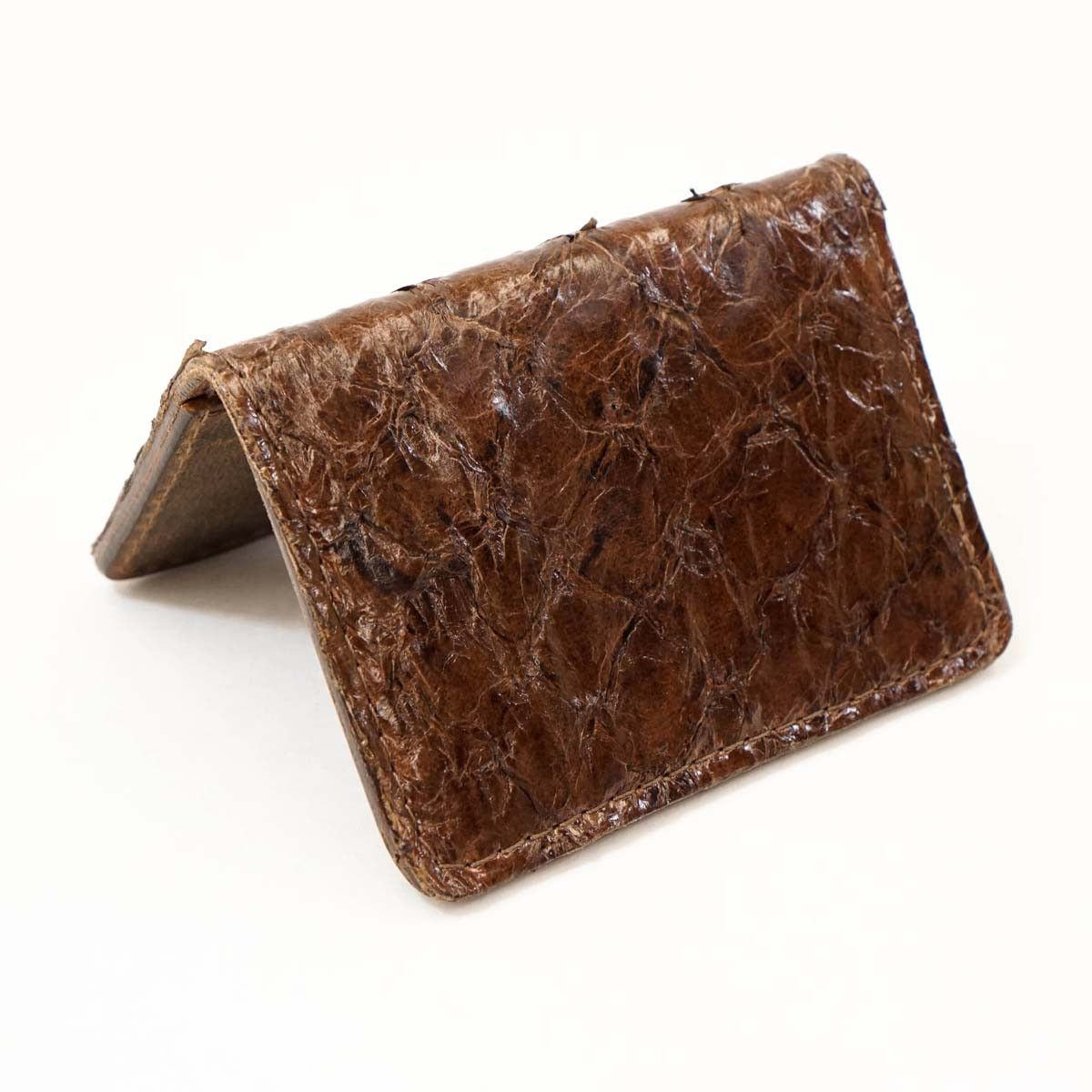 4c678893a7f2 Pirarucu Pieces - Brown | Made by SLC | Wallet, Minimalist wallet ...