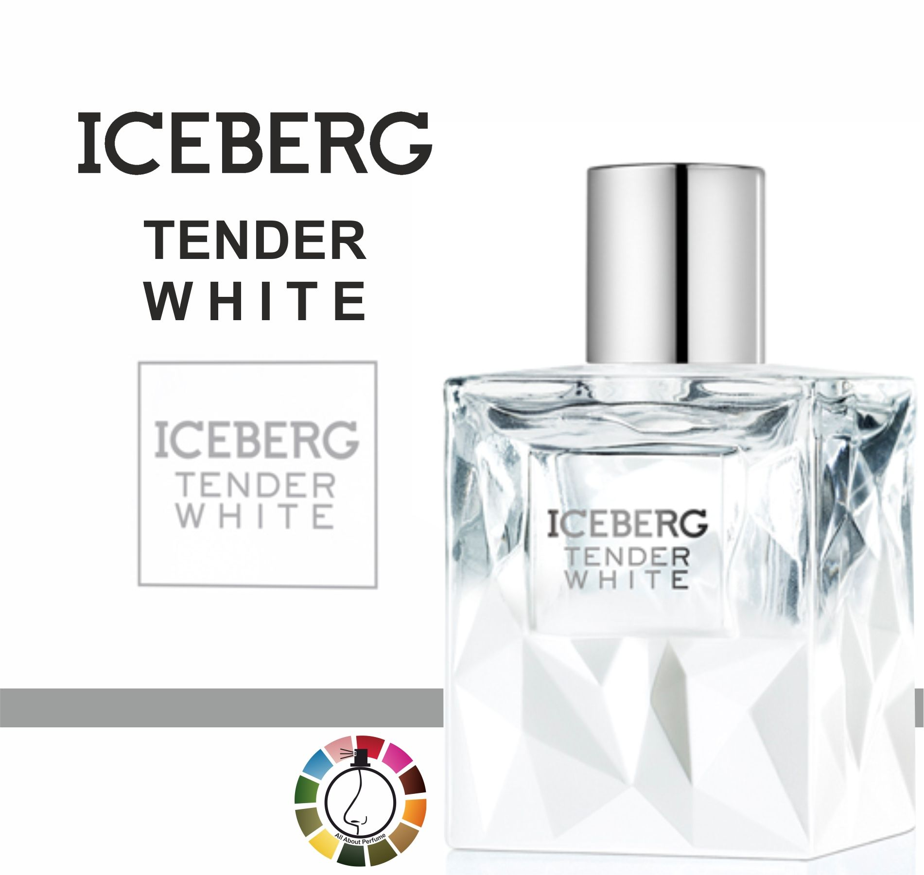 Tender White by Iceberg is a Oriental Floral #perfume for women.#Iceberg http://goo.gl/D4h7PV