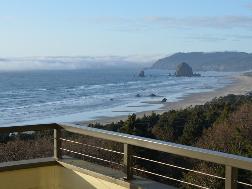 Cannon Beach Vacation Al Vrbo 451389 4 Br Northern Coast House In Or Hwy 101 Between And