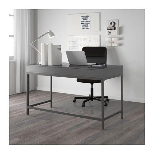 alex bureau gris maison laurence pinterest maison diy d co et diy. Black Bedroom Furniture Sets. Home Design Ideas