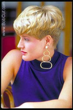 Image Result For Pixie Haircuts With Weight Line Tapered