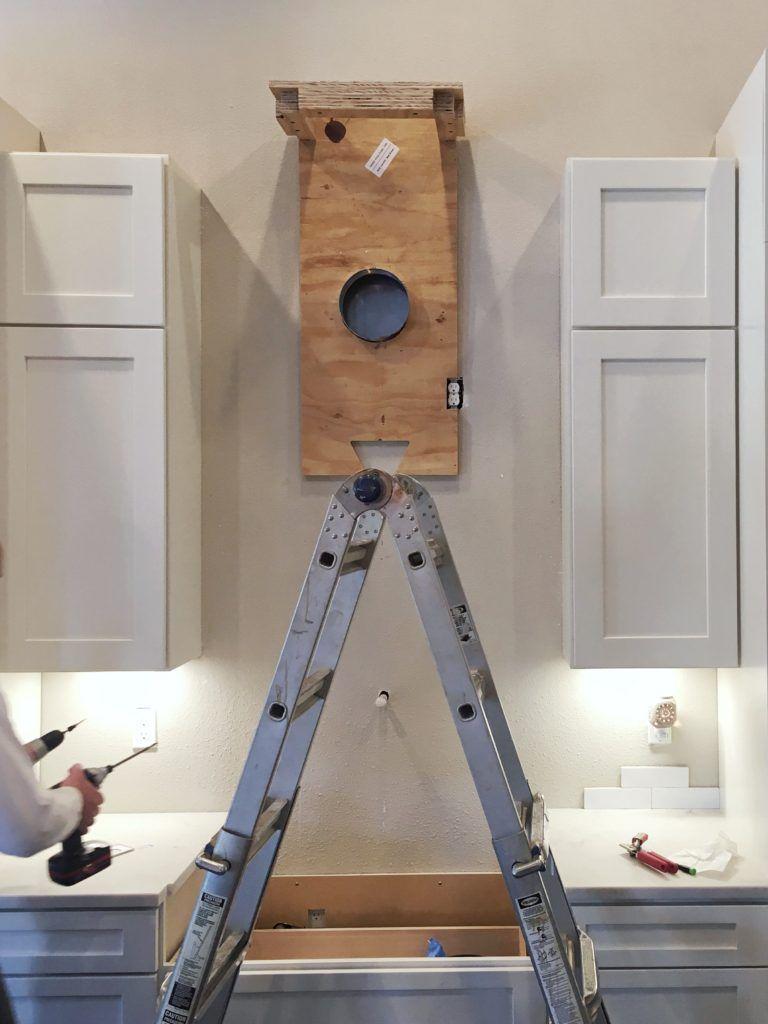 Diy wood hood vent wood hood vent wood diy vent hood