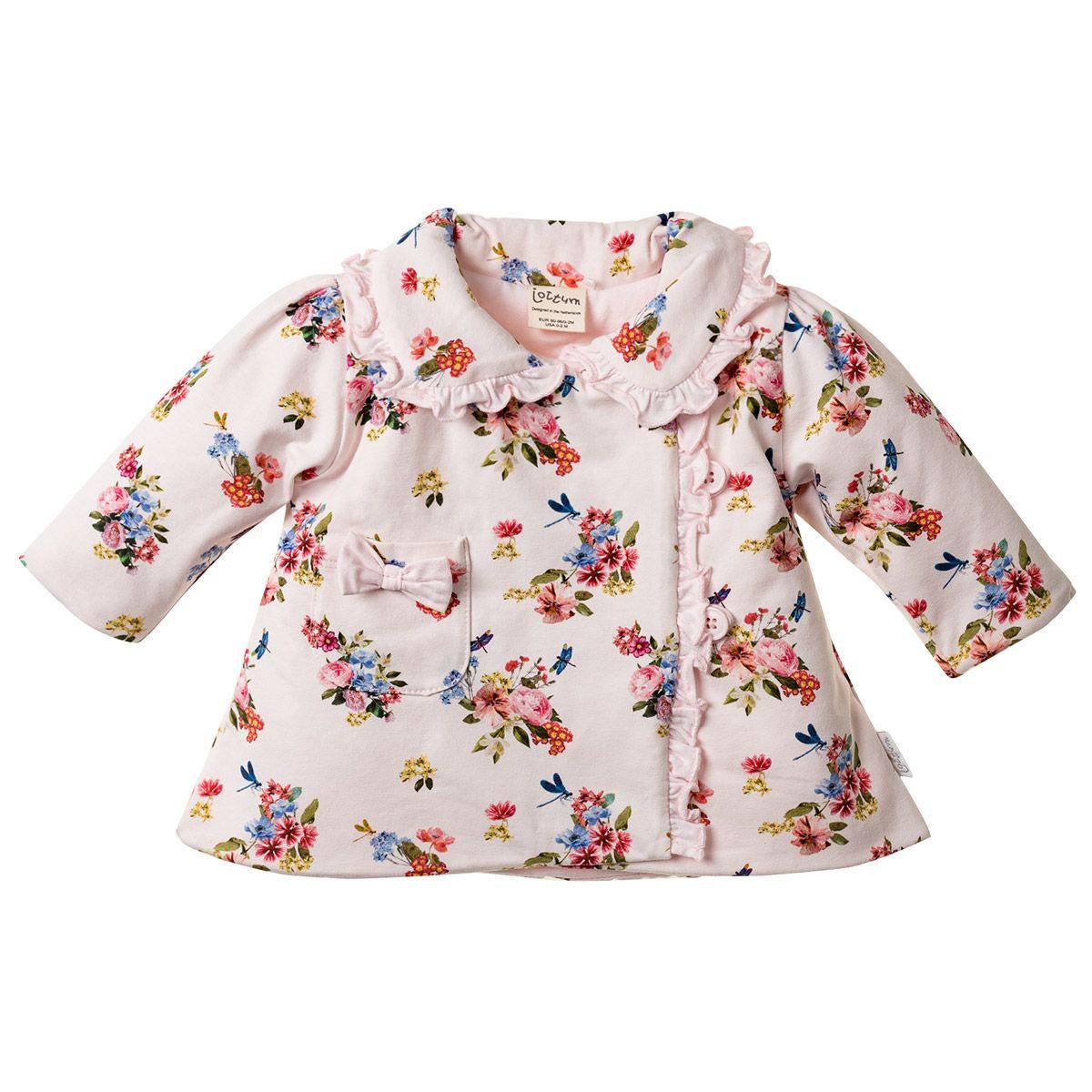 91d2d0407bd Jottum Jas roze - kleertjes.com