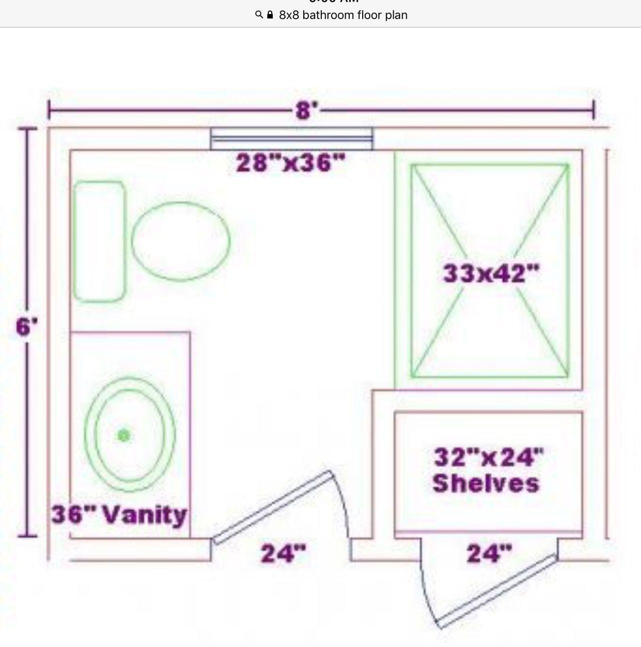 bathrooms imageminette staab  small bathroom floor
